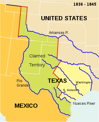 The US declares war on Mexico The Historic Present