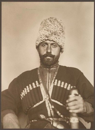Cossack-man-from-the-steppes-of-Russia