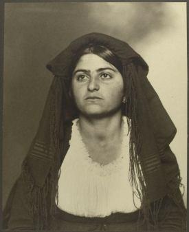 Italian-woman